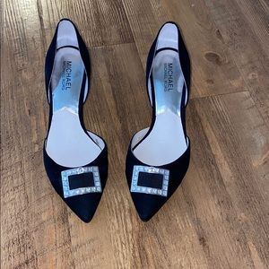 Gorgeous Michael Kors low height heels